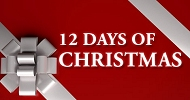 Old TIme Radio - Twelve Days of Christmas Package