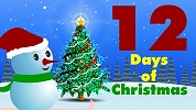 Old Time Radio - Twelve Days of Christmas Snowman