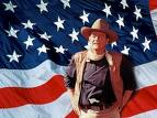 John Wayne Patriotic Photo